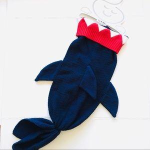 New! NYGB 'Shark' Snuggle Sack